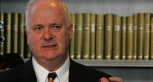 Former taoiseach John Bruton. Photograph: The Irish Times