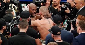 Gallery: McGregor vs Mayweather