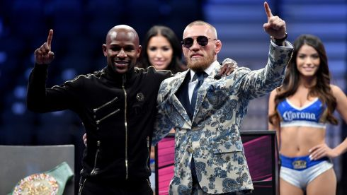 Conor McGregor's Heated Final Interview Before Tomorrow Night's Fight