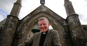 Former Green Party leader Trevor Sargent has become a priest in the Church of Ireland.  Photograph Nick Bradshaw