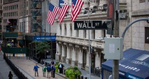 "Bank stocks have become ""a barometer"" for the Trump administration's policies, said Robert Smalley, UBS analyst."
