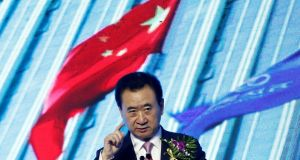 "Dalian Wanda has dismissed ""vicious rumours"" that its billionaire chairman Wang Jianlin was detained by authorities and forbidden to leave China"