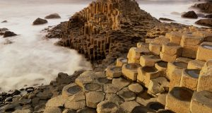 The Giant's Causeway in Antrim came in for the most ire from Irish Times readers