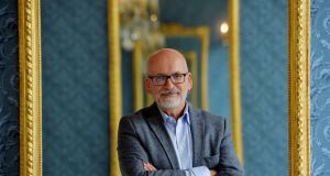 Roddy Doyle latest novel is called Smile. Photograph: Alan Betson / The Irish Times