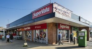 SuperValu Balally in Sandyford: let under three separate leases to the Musgrave Group for €263,200 annually