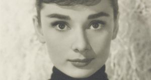 Audrey Hepburn: one of the most recognisable faces of 20th-century cinema