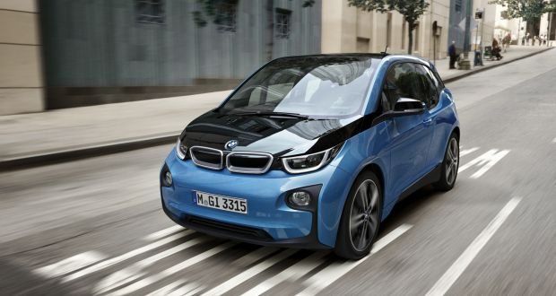 Bmw Prepping Sporty S Version Of The I3 Electric Car