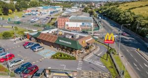 The McDonald's in Blackpool, Cork: The newly refurbished eatery is for sale for €2.5m.