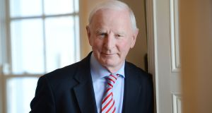 Former OCI president Pat Hickey. Photograph: Alan Betson/The Irish Times