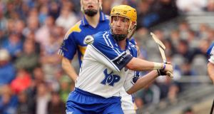 Eoin Murphy in action for Waterford during the 2008 All Ireland Senior Hurling Championship semi-final. Photo: Cathal Noonan/Inpho