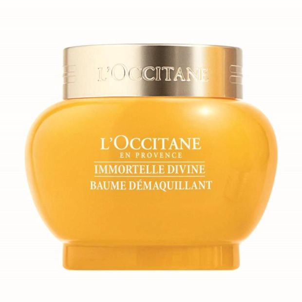 L'Occitane Immortelle Cleansing Balm (€36.50)