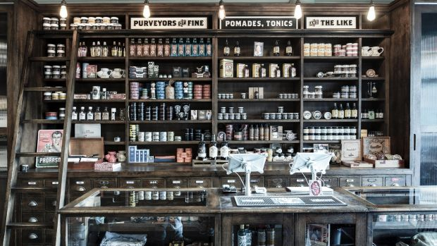Sam's Barbers brought Pomp & Co. into being, one of the best men's grooming brands on the market.