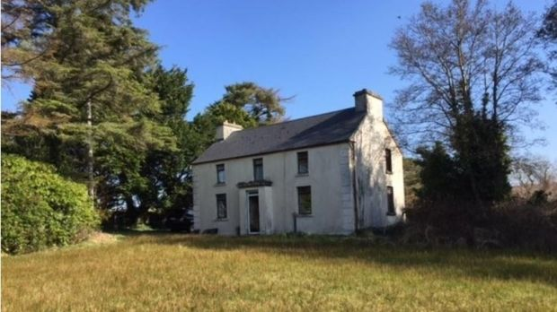 Three-bedroom house with 4.8 acres on the outskirts of Frosses, Co Donegal