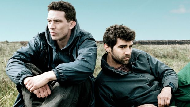 Explosive sexual tension: Josh O'Connor and Alec Secareanu in God's Own Country