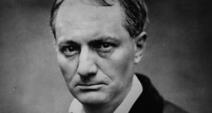 French poet Charles Baudelaire, who died 150 years ago this week. File photograph: Étienne Carjat/Getty Images