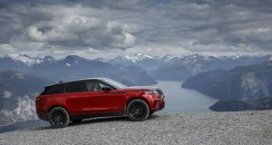 King of the mountains: the Range Rover Velar on a voyage through Norway