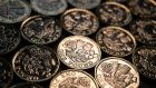 Slumping sterling: yesterday's rate of more than 93p means the UK currency has fallen more than 10p against the euro since April. Photograph: Matt Cardy/Getty
