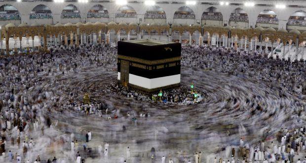Two Million Muslim Pilgrims Descend On Mecca For Hajj