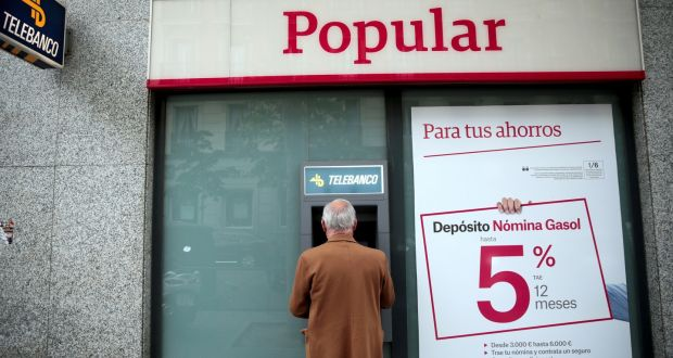 Investors File 51 Lawsuits Against Eu For Shutting Banco Popular