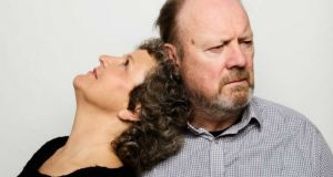 Rose Henderson and Pat Nolan star in Take Off Your Cornflakes in the Dublin  Fringe Theatre Festival