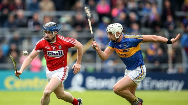 Conor Lehane in action against Tipperary. Photo: Inpho