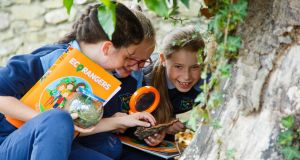 Bord na Móna launched the Eco Rangers schools programme last year