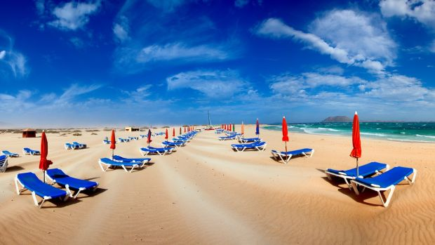 Fuerteventura's many beaches are one of its attractions