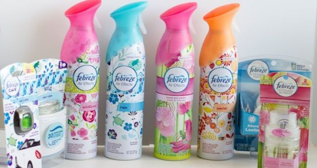 Procter Gamble To List Ingredients In Febreze And Other Products