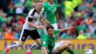 Harry Arter is a likely starter as Ireland travel to Georgia on Saturday. Photograph: Oisin Keniry/Inpho