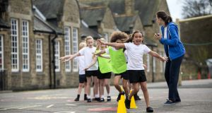 An astonishing 80 per cent of children in the State do not meet the guidelines of at least one hour of physical activity per day. Photograph: iStock