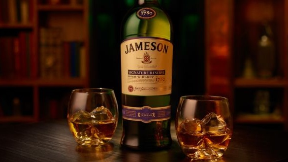 jameson whiskey sales soar 13  to 6 5m cases a year