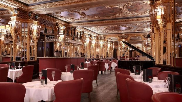 Oscar Wilde Bar, Hotel Café Royal, London