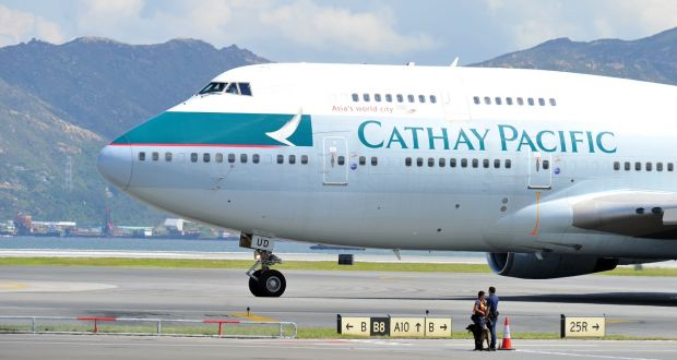 Direct flights from Dublin to Hong Kong next year