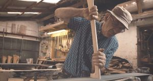 The hurley maker: The man behind the Waterford team's ash