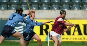 Francis Forde in action against Dublin in 2002. Photograph: Lorraine O'Sullivan/Inpho