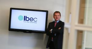 Ibec's CEO Danny McCoy to speak at the Convenience Retailer Summit. Photograph: Nick Bradshaw