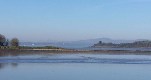 Inch Levels Reclaimed Land On The Shoreline Of Lough Swilly