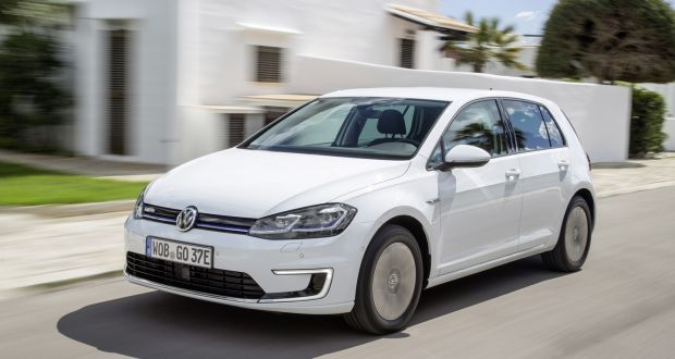 Volkswagens EGolf Electric Model VW Says The New Scrappage Deal Brings To EUR14000