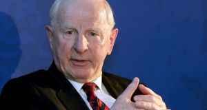 Former Olympic Council of Ireland president Pat Hickey. Photograph: Dan Sheridan/Inpho