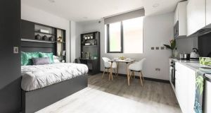 Uninest New Mill in Dublin 8, which opens this month, is an example of the new breed of high-spec student accommodation being built in the capital.