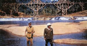 The Bridge on the river Kwai, scannán le David Lean