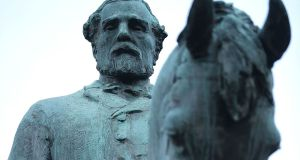 Dealbh de chuid Robert E. Lee. grianghraf: chip somodevilla/getty images