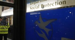 New name: Department of Employment Affairs and Social Protection. Photograph: PA