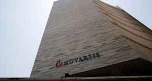 Novartis estimates that only 600 patients a year would be eligible for its new $375,000 therapy. Photograph: Vivek Prakash/Reuters