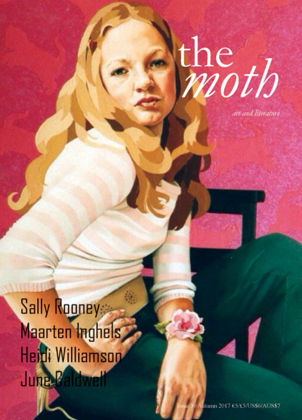 The autumn 2017 issue of The Moth
