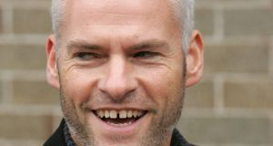 Martin McDonagh: roots in the village of Leitir Meallain. Photograph: Bryan  Bedder/Getty Images