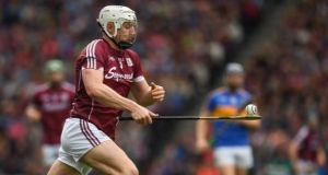 Joe Canning: Tipperary paid the price for letting him drift; Waterford won't take that chance. Photograph: Getty Images