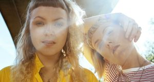 Check out Ider, the English duo of Megan Markwick and Lily Somerville, on Sunday