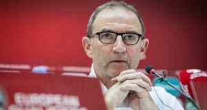 Martin O'Neill believes Ireland face a very tricky assignment in Georgia. Photograph: Ryan Byrne/Inpho