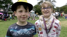 Kids of Electric Picnic: 'Our granny got lost after five minutes'